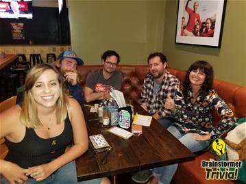 Brainstormer Pub Quiz Trivia at Bars and pubs, Corporate Events, San