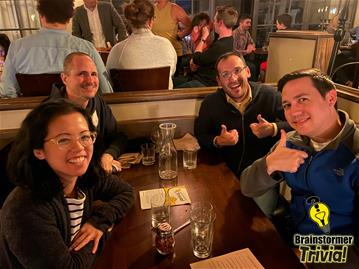 Brainstormer Pub Quiz Trivia at Bars and pubs, Corporate